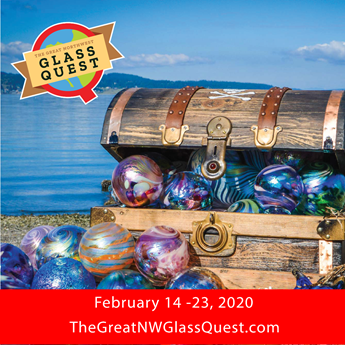 The Great Northwest Glass Quest